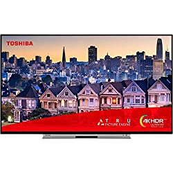 Toshiba's TRU picture technology provides a smooth, upscaled, more detailed viewing experience. So, whatever you're watching, we make sure it looks it's best. Our High Dynamic Range enhances colour contrast, making blacks darker and whites brighter. ...