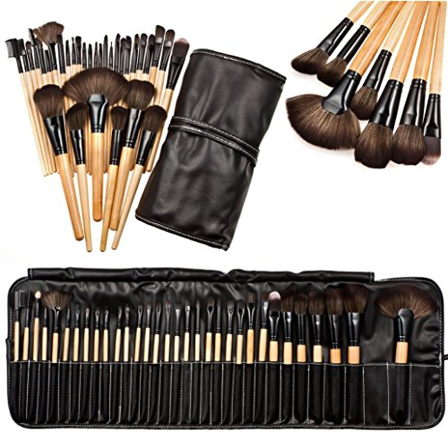Lot de 32 pinceaux à maquillage Kfnire