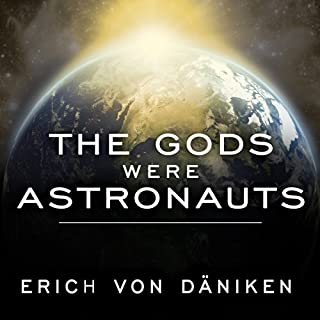 The Gods Were Astronauts audiobook cover art