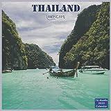 Thailand Landscape Calendar 2022: Official Thailand Calendar 2022, 16 Month Calendar 2022