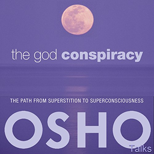 The God Conspiracy audiobook cover art