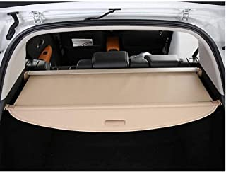 WBBNBTrunk Protection Cover Cargo Cover Replacement Dog Blanket for Ford Kuga 2012-2019, Black extendable Trunk Cover Rol...