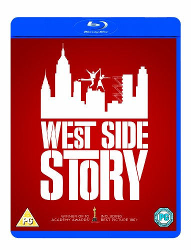 WEST SIDE STORY [Blu-ray] [UK Import]