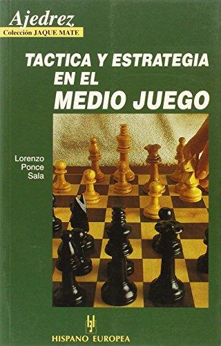 Ajedrez, táctica y estrategia en el medio juego (Herakles)