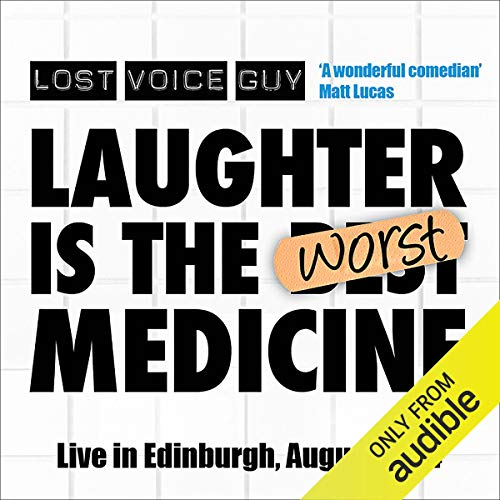 Laughter Is the Worst Medicine cover art
