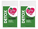 28 Day Detox Tea Only in Loose Leaf - Natural Cleanse Toxins, Soothes Digestion, Increases Energy, Boosts Metabolism, Helps Improve Health, Promotes Weight Loss