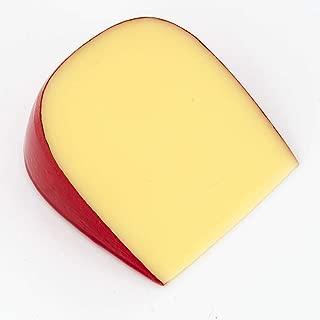 Dutch Gouda Red Wax Wedge