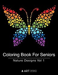 Coloring Books for Seniors