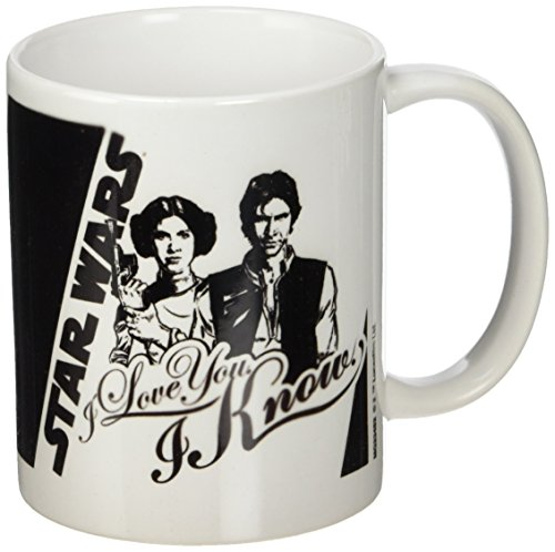 Star Wars - I Love You, Multicolore, 11 oz/315 ml Mug