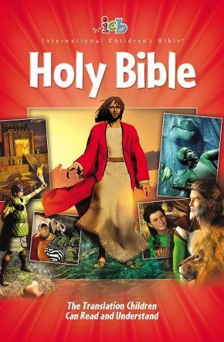 Compare Textbook Prices for International Children's Bible: Big Red Holy Bible  ISBN 9781400316663 by Thomas Nelson