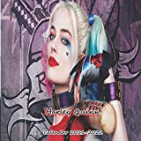 Harley Quinn Calendar 2021-2022: Harley Quinn Calendar with 18 Months & Colorful Posts |8.5x8.5 in|January of 2021 -june of 2022 planner |kids,students,Harley Quinn lovers gift