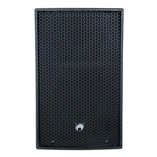 Omnitronic 11038983 LI-206B MK2 Top Leistungsfähige PA-Lautsprecherbox (2-Wege)