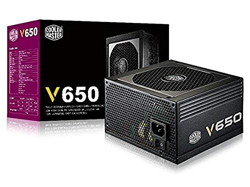 Cooler Master V650 Alimentatore 'Modulare, 80 Plus Gold, 650W' RS650-AFBAG1-EU