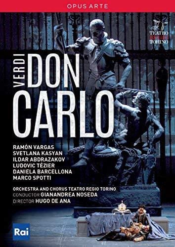 Giuseppe Verdi: Don Carlo (Teatro Regio Torino, 2013) [2DVD]