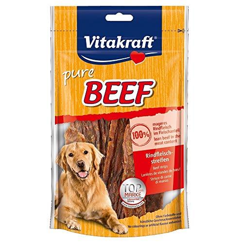 Vitakraft Snack 6 x 80g (Strisce i Carne di Manzo)