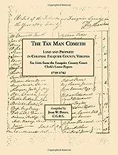 virginia tax lists