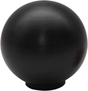 ジュラコン製 シフトノブ ブラック 変換アダプター付き【ジュラコン製シフトノブ-黒】