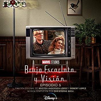 Bruja Escarlata y Visión: Episodio 5 (Banda Sonora Original)