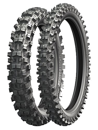 Great Deal! MICHELIN Starcross 5 Soft Rear Tire (100/100-18)