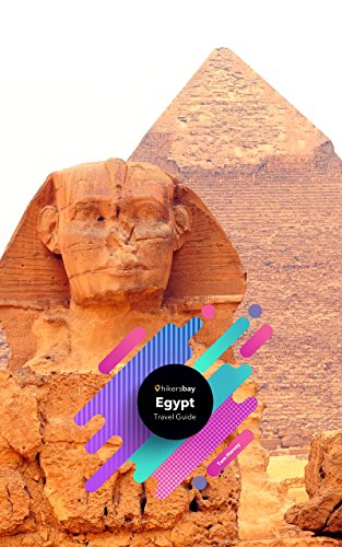 Travel guide Egypt: Guide and Maps Egypt (guides and maps) (English Edition)