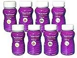 NutriGain Energy Trinknahrung hochkalorisch Probierset 8 x 200ml Flaschen (1.600 ml Flüssigkeit) compact trinkfertig, Sorten: Vanille, Schoko,...