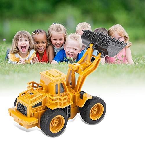 RC Baufahrzeug kaufen Baufahrzeug Bild 1: Fernbedienung Bagger LKW Bagger Spielzeug RC Kran Mini Baufahrzeug Kinder Geschenk(Kipper)*