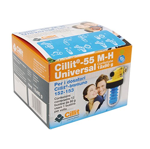 Cillichemie Cillit-55 M-H Uni Polifosfati X Immuno 12X80 Gr