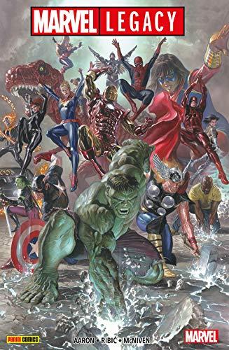 Marvel Legacy (Marvel Paperback)