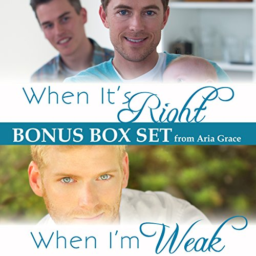 Mile High Romance Box Set audiobook cover art