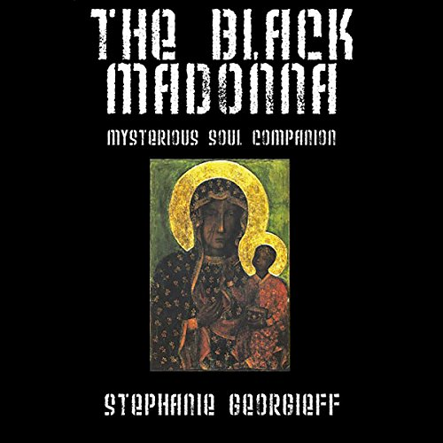 The Black Madonna audiobook cover art