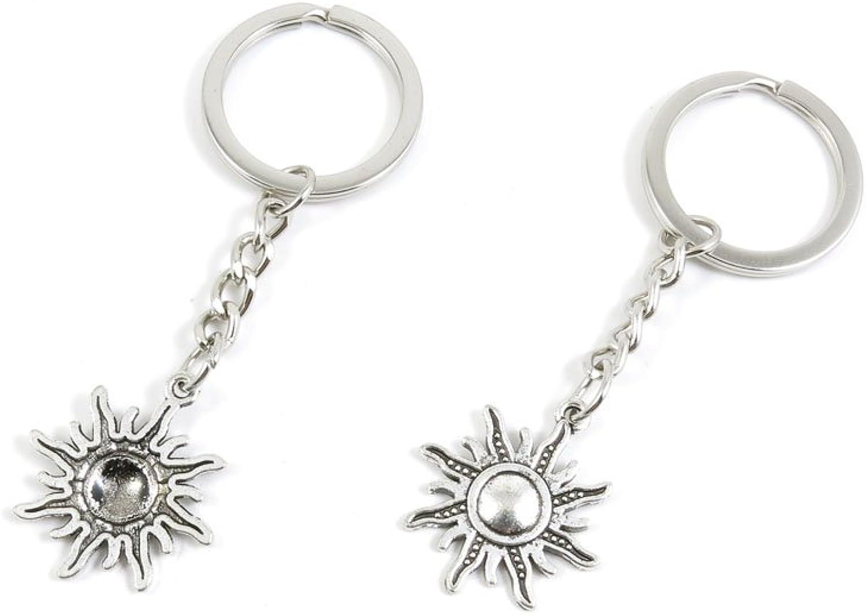 180 Pieces Fashion Jewelry Keyring Keychain Door Car Key Tag Ring Chain Supplier Supply Wholesale Bulk Lots W9OS9 Sun Titan