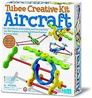 4M 00-04624 Aircraft Creative Straw Kit