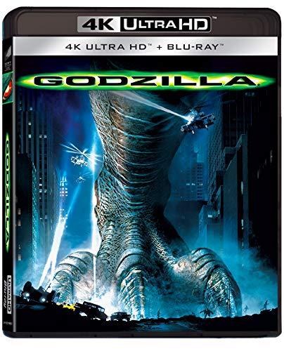 Blu-Ray - Godzilla (Blu-Ray 4K Ultra HD+Blu-Ray) (1 BLU-RAY)