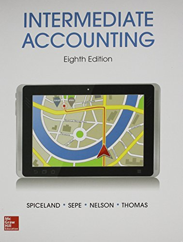 Intermediate Accounting w/ Annual Report; Connect Access Card