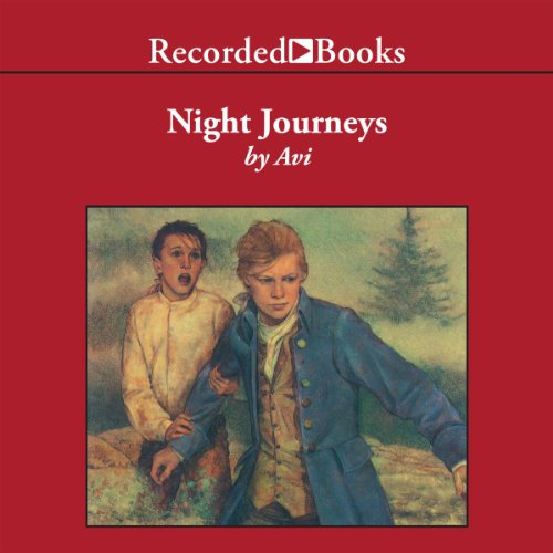 Night Journeys audiobook cover art