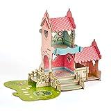 Papo 60151 Princesa Castle Enchanted WorlLD Figurina, Multicolor