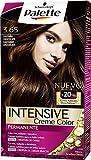 Palette Intense Cream Coloration Intensive Coloración del Cabello 3.65 Castaño Chocolate - Pack de 3