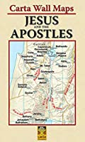Carta Wall Maps: Jesus and the Apostles