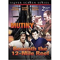Beneath the 12-Mile Reef / Mutiny [DVD] [Import]