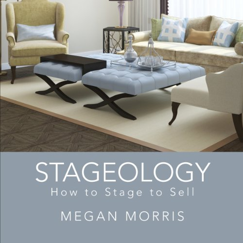 Stageology audiobook cover art