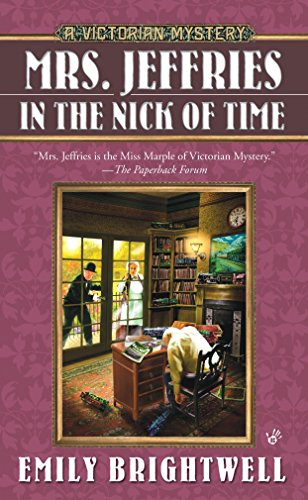 Mrs. Jeffries in the Nick of Time