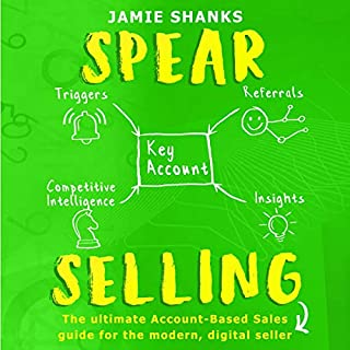 SPEAR Selling audiobook cover art