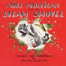 Mike Mulligan and His Steam Shovel, Pet Show!, May I Bring a Friend?, & The Happy Owls