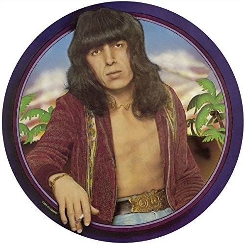 Wyman,Bill: Monkey Grip (Picture Vinyl) [Vinyl LP] (Vinyl (Limited Edition))