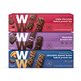 WW Chocolate Lovers Protein Variety Pack - Chocolate, Triple Chocolate & Chocolate Peanut Butter -...