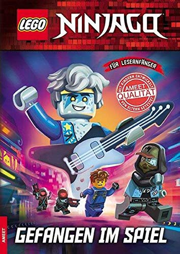 LEGO® NINJAGO® – Gefangen im Spiel