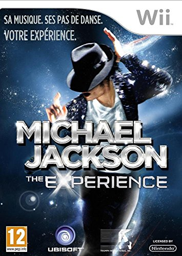 Ubisoft Michael Jackson - Juego (Nintendo Wii, Música, E10 + (Everyone 10 +))
