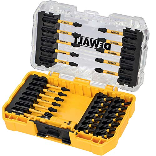 DeWALT DT70738T-QZ Bit-Set 31-tlg. schlagf, schwarz/gelb