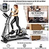 Sportstech LCX800 Crosstrainer – Deutsche Qualitätsmarke - Live Videos & Multiplayer APP &...