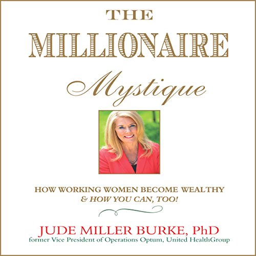 The Millionaire Mystique audiobook cover art